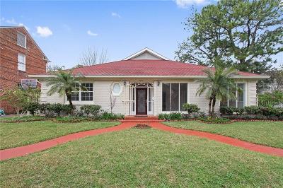 Single Family Home For Sale: 3240 Octavia Street