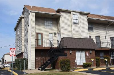 Metairie Multi Family Home For Sale: 2509 Giuffrias Street #802