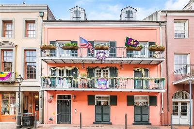 French Quarter Multi Family Home For Sale: 528 St. Louis Street #102
