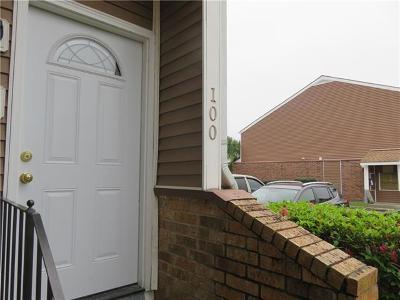 Kenner Multi Family Home For Sale: 100 Avant Garde Circle #100