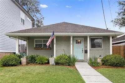 Single Family Home For Sale: 315 20th Street