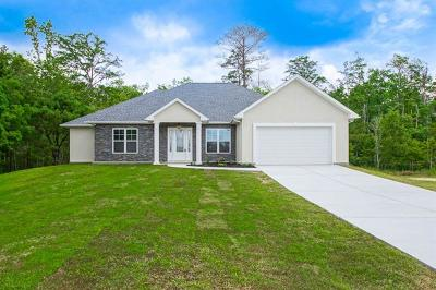 Slidell Single Family Home For Sale: 3057 Whitty Drive