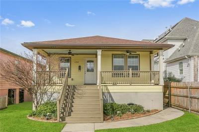 Single Family Home For Sale: 6380 Orleans Avenue