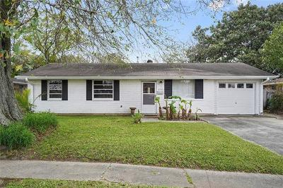 Metairie Single Family Home For Sale: 2404 Michigan Avenue