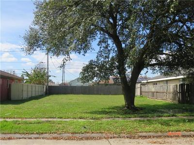 Arabi Residential Lots & Land For Sale: 808 Badger Drive