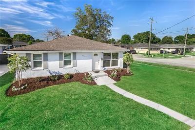 Single Family Home For Sale: 6201 Amhurst Street