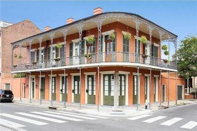 French Quarter Multi Family Home For Sale: 1206 N Rampart Street #C