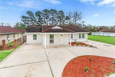 Arabi Single Family Home For Sale: 501 Norton Avenue