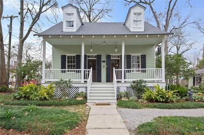 Single Family Home For Sale: 302 Marigny Avenue
