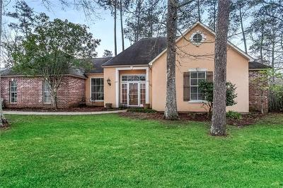 Madisonville Single Family Home For Sale: 311 Missionary Court