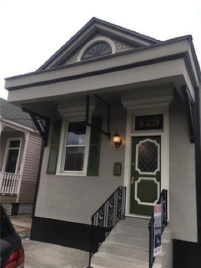 Gretna Single Family Home For Sale: 429 Huey P Long Avenue