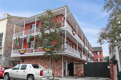 French Quarter Multi Family Home For Sale: 1127 Dauphine Street #304