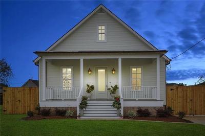 Arabi Single Family Home For Sale: 1955 Benjamin Street