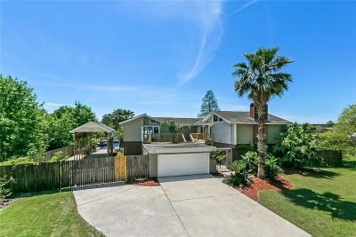 Slidell Single Family Home For Sale: 323 Oleander Drive