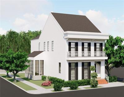 Single Family Home For Sale: 3804 Prytania Street