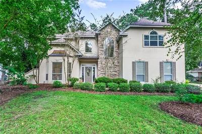 Single Family Home For Sale: 267 Evangeline Drive