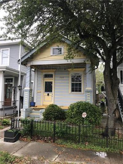 Arabi Single Family Home For Sale: 246 Friscoville Avenue