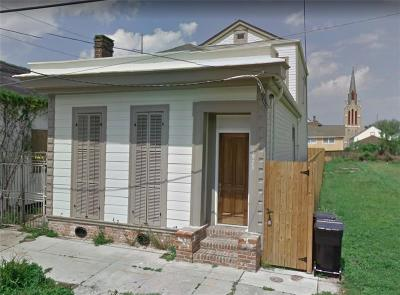 New Orleans Single Family Home For Sale: 1923 Dumaine Street
