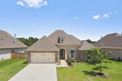 Madisonville Single Family Home For Sale: 1009 Fox Sparrow Loop