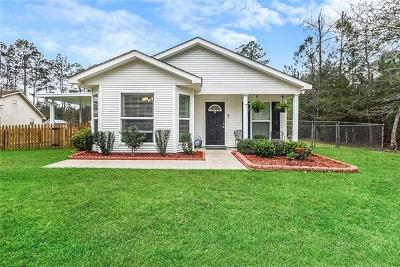 Single Family Home For Sale: 69267 Green Street