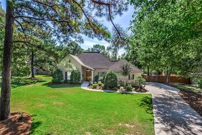 Madisonville Single Family Home For Sale: 309 Wilderness Court