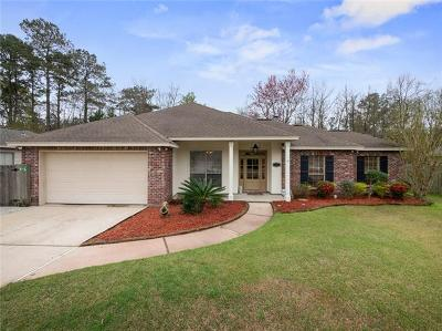 Madisonville Single Family Home For Sale: 413 Highland Oaks South Drive