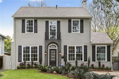Single Family Home For Sale: 201 Fairway Drive