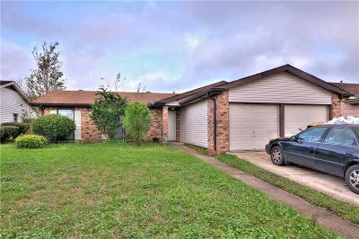 Single Family Home For Sale: 3804 Agateway Drive