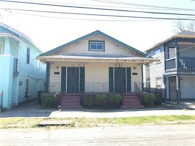 New Orleans Multi Family Home For Sale: 1904 Spain Street