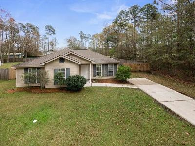 Single Family Home For Sale: 66056 Oak Street