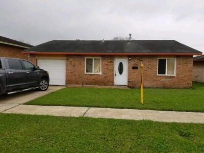 Gretna Single Family Home For Sale: 664 Bannerwood Drive
