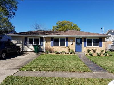 Single Family Home For Sale: 1404 Disney Drive