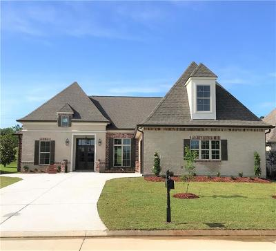 Slidell Single Family Home For Sale: 249 Cypress Lakes Drive