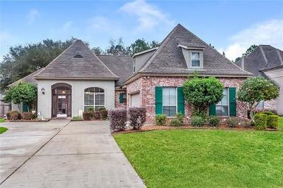 Madisonville Single Family Home For Sale: 813 Sand Fox Run