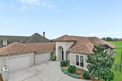 Slidell Single Family Home For Sale: 286 E Augusta Lane