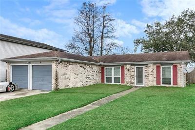 Harvey Single Family Home For Sale: 3880 Greenbriar Lane