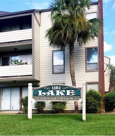 Metairie Multi Family Home For Sale: 1161 Lake Avenue #222