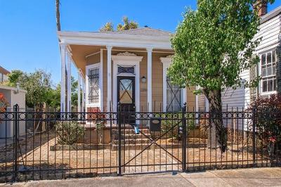 New Orleans Single Family Home For Sale: 2216 Laharpe Street