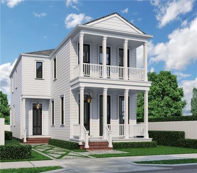 Single Family Home For Sale: 1422 Melpomene Street