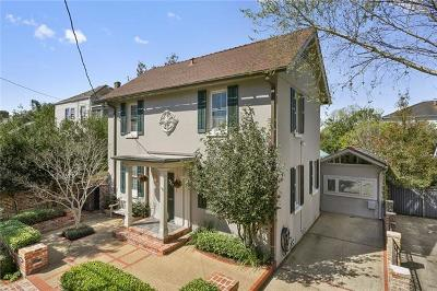 Single Family Home For Sale: 1120 Octavia Street
