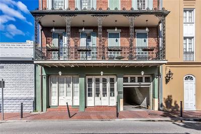 French Quarter Multi Family Home For Sale: 1022 St Peter Street #312