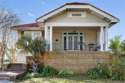 Single Family Home For Sale: 3439 S Broad Street