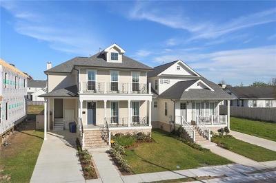 New Orleans Single Family Home For Sale: 5913 Milne Boulevard