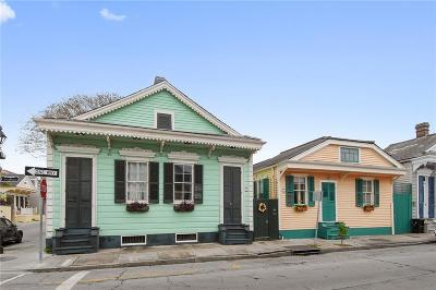 French Quarter Multi Family Home For Sale: 941-935 Ursulines Avenue