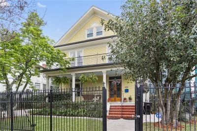 Single Family Home For Sale: 830 Audubon Street