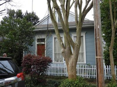 Single Family Home For Sale: 4021 Perrier Street