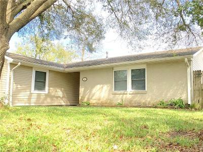 Marrero Single Family Home For Sale: 5037 Bennington Drive