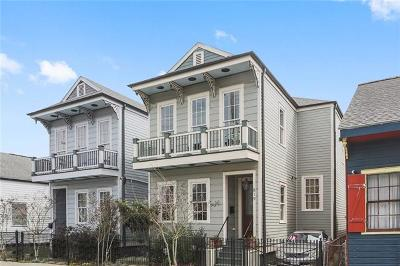 New Orleans Single Family Home For Sale: 819 Franklin Avenue
