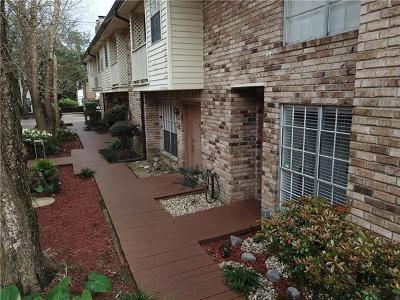 Kenner Multi Family Home For Sale: 1012 St Julien Drive #E5