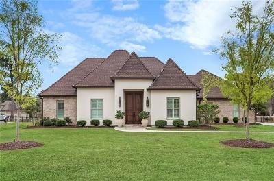Madisonville Single Family Home For Sale: 313 Red Gum Drive